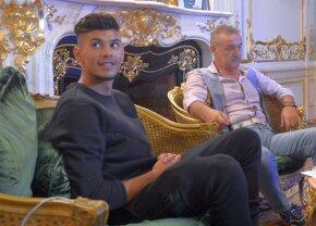"""GALERIE FOTO/UPDATE Florinel Coman a fost prezentat oficial la palat: """"Am ținut cu Dinamo!"""" » Primele imagini după transferul la FCSB"""
