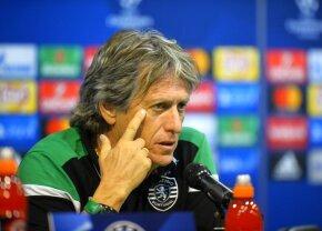 """FCSB - Sporting // Jorge Jesus a lăudat doi steliști: """"«Tânărul» Teixeira gândește foarte bine jocul"""" + """"Steaua are o istorie pe care noi nu o avem"""""""
