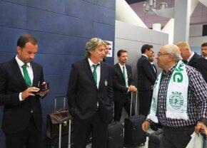 FCSB - Sporting // Încă se mai întâmplă?! Gafă impardonabilă a oficialilor portughezi la sosirea în România
