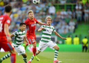 FCSB - Sporting // Tensiuni la portughezi înainte de play-off-ul Champions League » Un om de bază n-a mai rezistat și a răbufnit