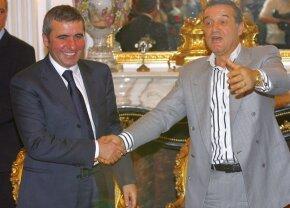 """Gigi Becali fericit pentru ultima decizie a lui Hagi: """"E o mare bucurie pentru mine. Risca să ajungă în faliment"""""""