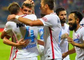 FCSB - Plzen // Accidentare de ultimă oră în echipa lui Dică: `A avut nevoie de perfuzii` » Ce spune Becali despre meci