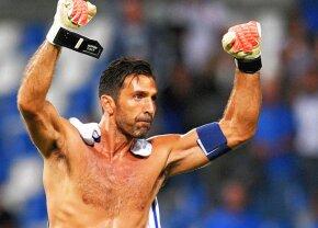 Istorie: Juventus l-a găsit pe înlocuitorul lui Buffon » Ce superportar va transfera formația italiană pentru 100 de milioane de euro