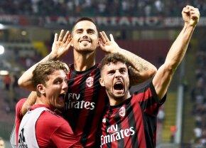 Lovitură dată de AC Milan » Unul dintre cei mai promițători fotbaliști a semnat prelungirea contractului