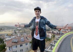 """Corespondență GSP din Kayseri » De la Măzărache la Eto'o! Silviu Lung jr, despre trecerea din Liga 1 în SuperLiga turcă: """"Nu-mi mai e frică de nimic"""""""