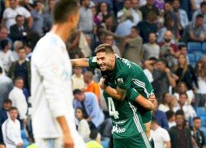 FOTO+VIDEO Șoc pe Bernabeu! Real, la prima înfrângere din La Liga, în fața echipei lui Toșca » Madrilenii, mult în urma Barcelonei