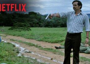 """NARCOS. Fratele lui Pablo Escobar amenință Netflix: """"Ar fi bine să își ia ucigași pentru a-și proteja angajații!"""""""