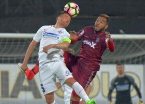 """Derby în """"Gruia"""": CFR Cluj - FCSB » Echipele de start: Dică l-a scos din primul """"11"""" pe Florinel Coman"""