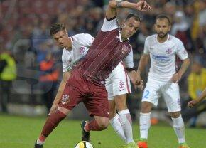FOTO + VIDEO CFR și FCSB au terminat la egalitate, 1-1, derby-ul etapei » Budescu i-a salvat pe roș-albaștri