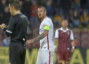 """Dezvăluiri direct din vestiarul FCSB » Alibec poartă banderola, dar căpitanul este altul: """"Ne lipsește mult"""""""