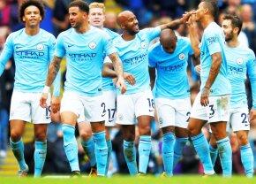 VIDEO Show în Premier League » City și Chelsea au marcat 9 goluri, meci nebun între Leicester și Liverpool! Toate rezultatele zilei