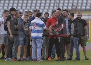 """VIDEO + FOTO Vasile Miriuță, emoționat la prima conferință la Dinamo: """"Doar când mi s-au născut băiatul și fetița m-am bucurat atât de mult"""" » Cadoul pe care i l-au făcut fanii"""