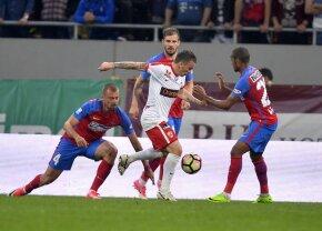Derby-ul schimbă jumătate de echipă! 6 titulari noi la FCSB diseară » Dinamo e mult mai omogenă