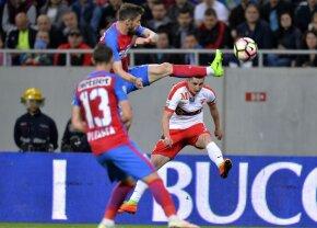 Omul Derby » Surprinzător! Cine este jucătorul cu cele mai multe meciuri FCSB - Dinamo în CV, dintre cei care vor evolua diseară