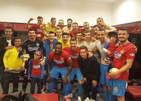 FCSB - Dinamo 1-0 // FOTO Ce nu s-a văzut la TV » Discuție aprinsă MM - Miriuță, ce a făcut Bokila cu tricoul și cum au sărbătorit steliștii