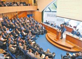 Burleanu își plătește votanții! Detalii EXCLUSIVE despre rețeaua națională controlată de administrația FRF