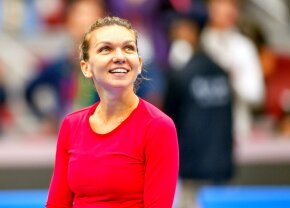 FOTO FABULOS! Cadoul primit de Simona Halep din partea WTA înaintea Turneului Campioanelor