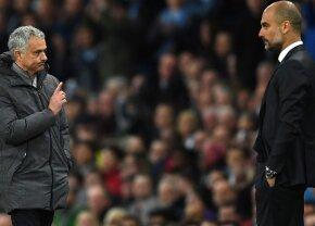 United și City se duelează pe piața transferurilor » Mourinho și Guardiola au pus ochii pe același jucător din LaLiga
