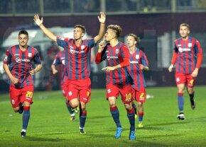FCSB, de 4 ori peste Steaua! Echipa din Liga 1, mult peste clubul din Liga a 4-a