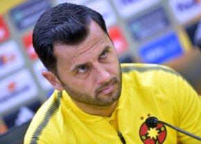 Baftă, Dică! :) Gigi Becali ți-a dezvăluit mutările inedite din echipa de start cu 24 de ore înaintea meciului cu Hapoel Beer Sheva