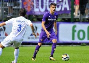 """Ianis Hagi, aplaudat în picioare de tehnicianul Fiorentinei: """"A fost magic"""""""