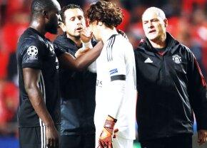 VIDEO Cinic Mourinho! Cu Benfica, antrenorul lui United și-a făcut strategia pe un puști de 18 ani