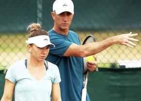 """Interviu senzațional cu Darren Cahill în NY Times » Informația neștiută care a schimbat abordarea Simonei Halep: """"Am observat la US Open, ea nu știa nimic!"""""""