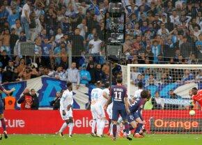 VIDEO Spectacol total în clasicul Franței » Cavani a salvat-o pe PSG cu un gol magnific, Neymar a fost eliminat
