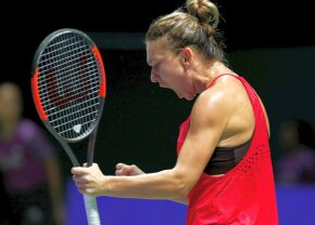 4 puncte cheie ale victoriei Simonei Halep cu Caroline Garcia la Singapore » Cum și-a ajustat Simona jocul pentru a-și lua revanșa în fața franțuzoaicei