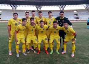 I-am ciuruit! România U19 s-a distrat cu Gibraltar, 8-0! Ce înseamnă că suntem în prima urnă la tragerea la sorți pentru elită