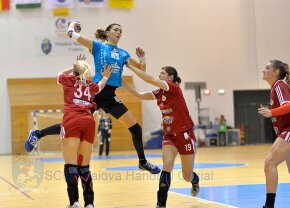 Craiova e în grupele Cupei EHF după un joc excelent în Ungaria! România are două echipe în această fază a competiției