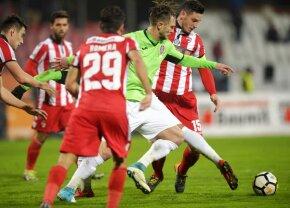SONDAJ Joc slab, meciuri infernale și 4 puncte până la locul 6 » Prinde Dinamo un loc de play-off?