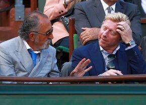 """Boris Becker vine cu o dezvăluire șocantă despre Țiriac: """"Atunci mi-am dat seama că nu e de glumă cu el. Este un om brutal"""""""