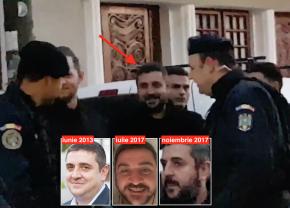 """EXCLUSIV Fost patron la Rapid, prezent aseară în fața sediului DNA să-l susțină pe prietenul Liviu Dragnea » E acuzat că i-a adus pe """"susținătorii agresivi"""" ai liderului PSD"""