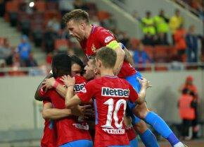 Ai cotă 10 pentru un gol marcat de FCSB contra lui Plzen » Vezi cum poți profita de ofertă pentru partida din Europa League