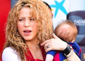 Scandal în Spania: Shakira în lacrimi! Ceartă în public, în fața copiilor, cu Pique