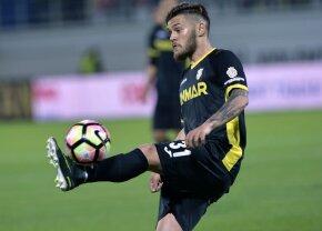 EXCLUSIV Două cluburi au intrat în cursa pentru semnătura lui Ioniță de la Astra