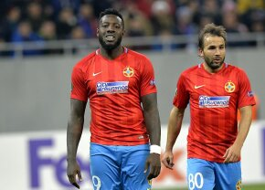 FCSB a ratat șansa de a-și asigura primul loc în grupă » Echipele imposibile pe care le poate întâlni dacă termină pe 2