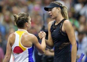 VIDEO Meciurile Simonei Halep, cele mai tari din 2017 în tenisul feminin » Duelul cu Sharapova conduce în topul WTA!