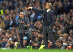 liveSCORE MANCHESTER UNITED - MANCHESTER CITY 0-0 » Mourinho încearcă să păstreze contactul cu Guardiola