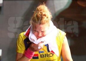 """Plângând în hohote, la final, o jucătoare a naționalei a dat exclusiv vina pe ea: """"Eu sunt principala vinovată"""""""