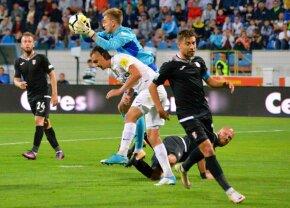 VIDEO » Astra câștigă în inferioritate cu FC Botoșani, 2-1, și se distanțează de Dinamo în lupta pentru un loc de play-off