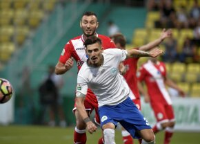 VIDEO Concordia și Gaz Metan încheie indecis anul, 1-1 » Oaspeții au reușit un eurogol