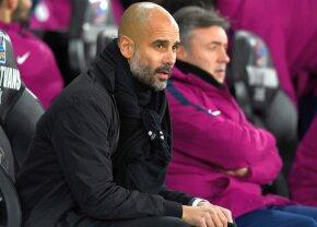 """Pep Guardiola surprinde: """"Azi n-aș putea juca la City"""" » Ce jucător l-ar ține pe banca de rezerve"""