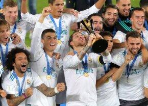 VIDEO+FOTO Real Madrid, campioana lumii! A triumfat pentru a treia oară la Mondialul Cluburilor » Ronaldo a decis finala
