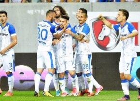 """liveTEXT + VIDEO CS U Craiova - CFR Cluj 1-0. Atmosferă incendiară pe """"Oblemenco"""""""
