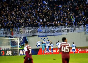 "VIDEO+FOTO CFR a cedat în infern! Liderul a pierdut cu CS U Craiova pe ""Oblemenco"", scor 1-2! FCSB poate profita"