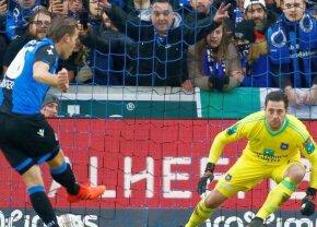 Măcel în derby-ul Belgiei, Anderlecht - FC Bruges. Stanciu şi Chipciu n-au fost în lot