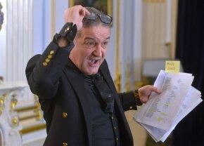 """Becali deranjat de un gest făcut de Moruțan la negocierile de la București: """"La mine nu vii cu de-astea"""""""