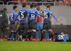 Gnohere nu renunță » Ce mesaj a avut pentru Țucudean la câteva ore după finalul meciului FCSB - Viitorul